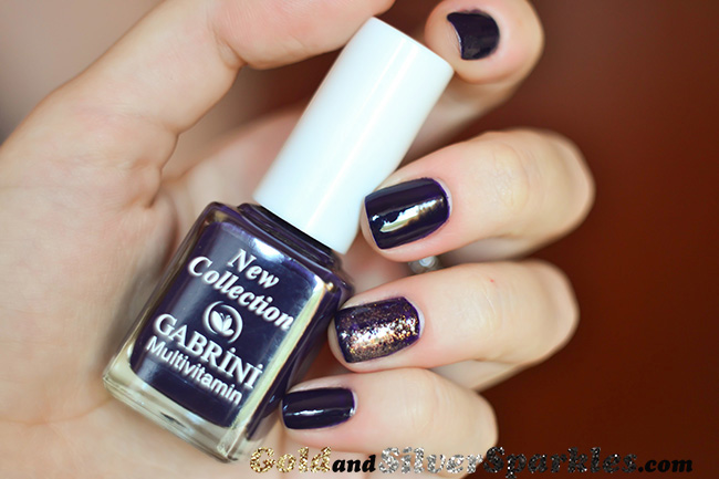 gabini, multivitamin,nail polish