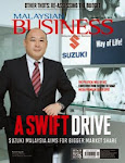 MALAYSIAN BUSINESS JANUARY 16th 2015 ISSUE IS NOW ON SALE