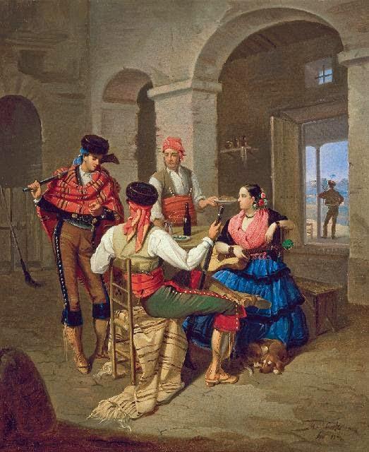 CARMEN en las colecciones españolas.
