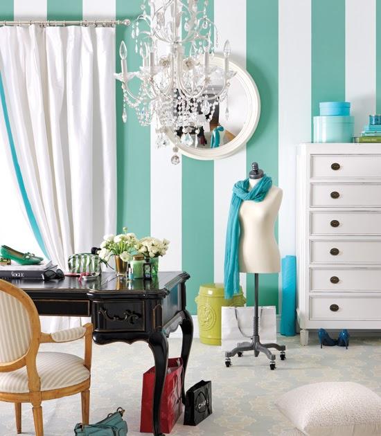 Espacios en color turquesa ideas para decorar dise ar y for Ideas para disenar tu casa