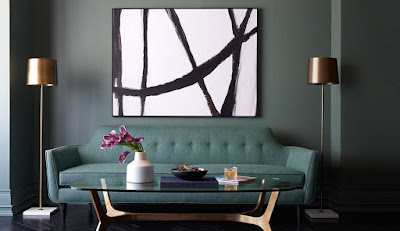Crate and Barrel artworks