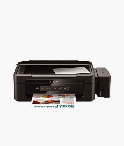 Epson L355 Colour All-in-one Inkjet Printer for Rs 12499