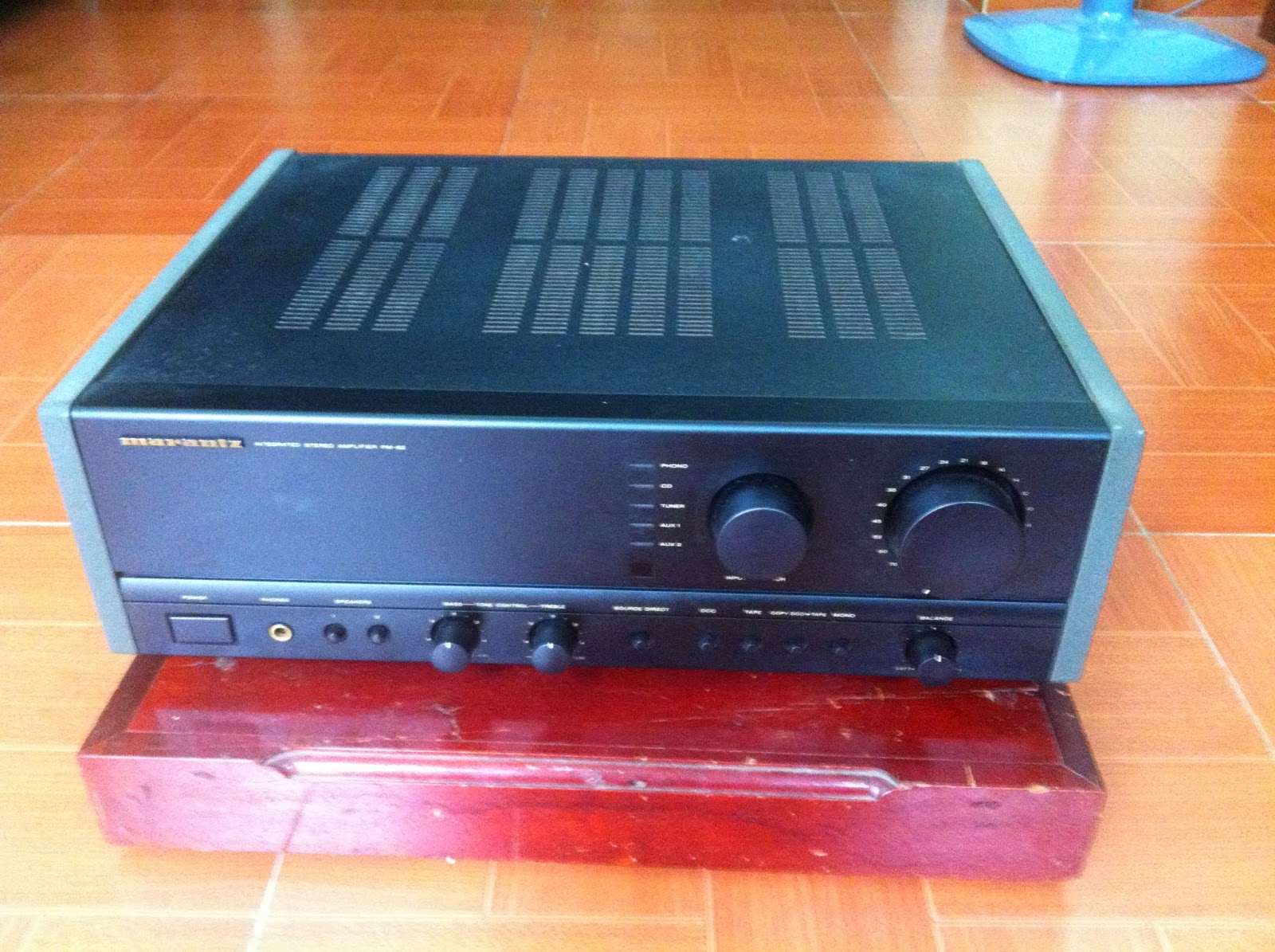 Amply Marantz PM 62F - Made in Japan