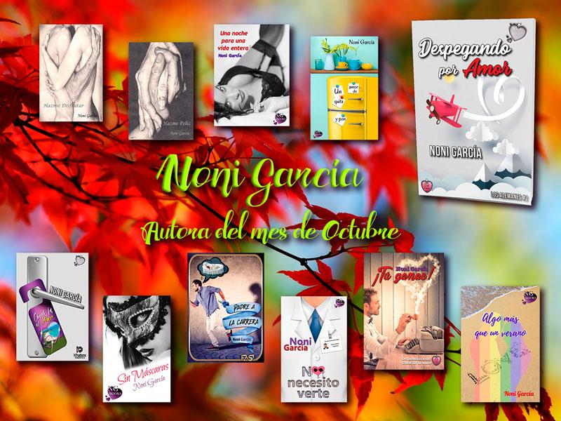 Autora del mes: Noni García