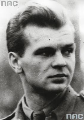 """Podporucznik Wojciech Lipiński """"Lawina"""