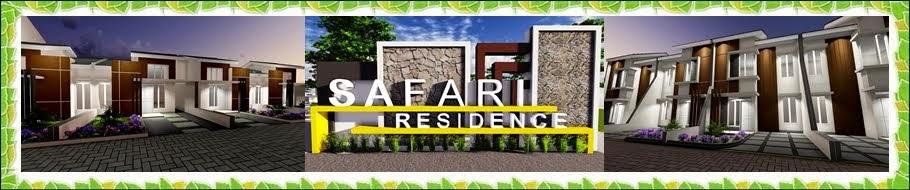 Perumahan Safari Residence