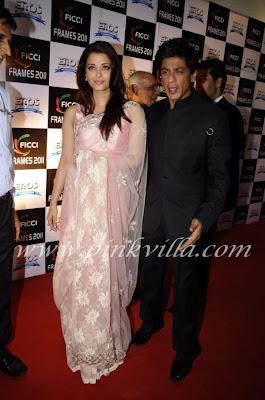 Aishwarya Rai  SRk