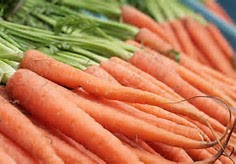 Store carrots in your refrigerator drawer