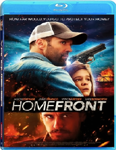 Homefront 2013 Dual Audio Hindi English 5.1 BRRip 720p 900mb