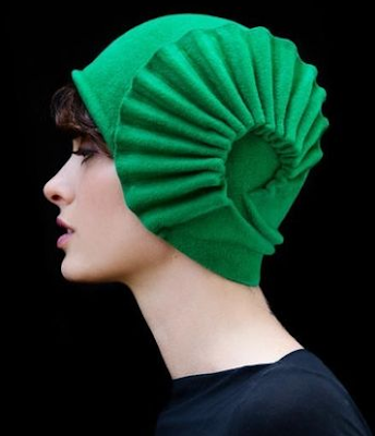 Fabulous Vintage Style Hat from Behida Dolic Millinery
