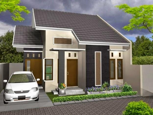 Desain rumah minimalis sederhana kecil