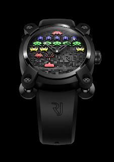 RJ Watch Space Invaders HD Wallpaper