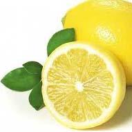 lemon, obat tradisional mengobati wajah berminyak