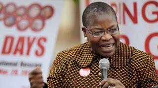 Oby Ezekwesili gives FG, police deadline to release Deji Adeyanju