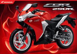 Spesifikasi Dan Harga Honda CBR 250 R