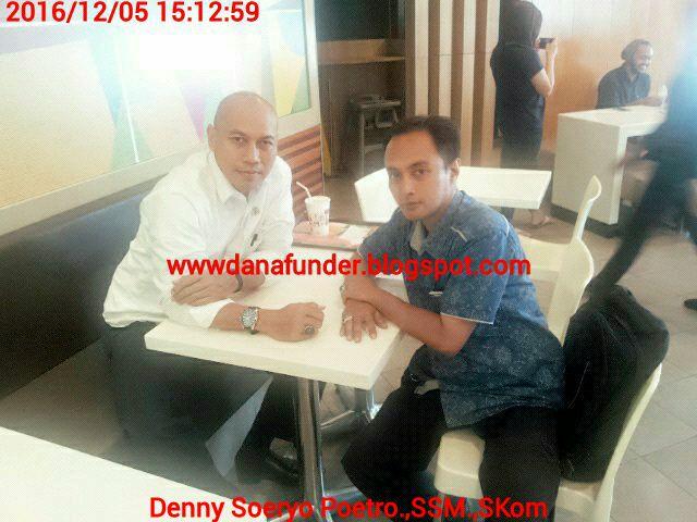 Meeting dengan Calon Nasabah