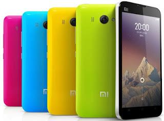 Ponsel Android Trend masa Kini Xiaomi Mi2S dan Xiaomi Mi2A