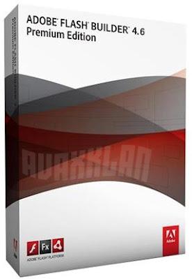 Adobe Flash Builder Premium v4.6 + Crack 2012