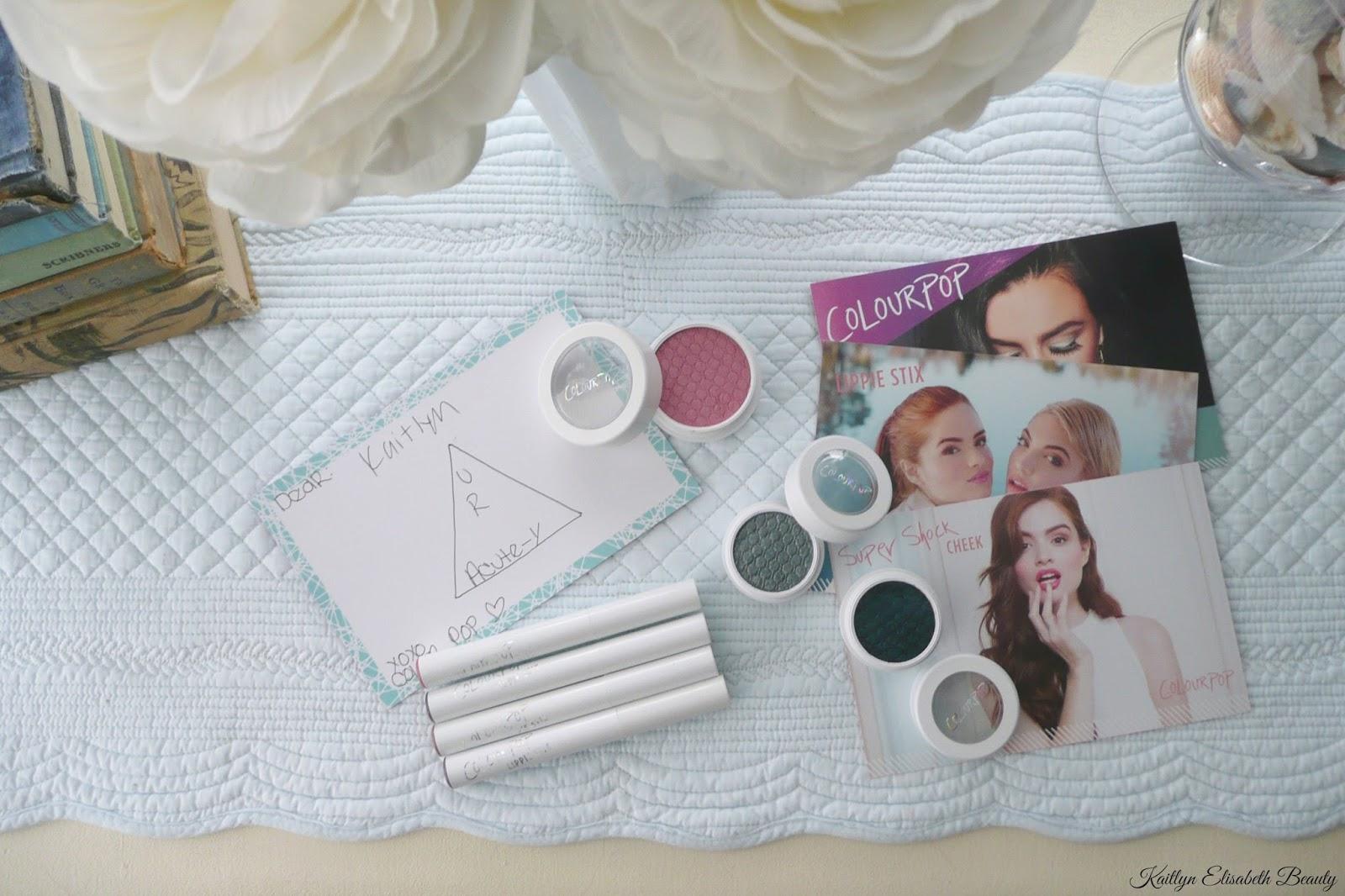 New In: ColourPop Cosmetics