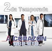 Ver A Corazón Abierto 2da Temporada Capítulo 63 : Martes 28 Junio