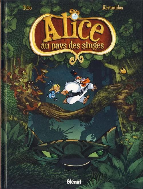 http://www.bedetheque.com/BD-Alice-au-pays-des-singes-Tome-1-161087.html