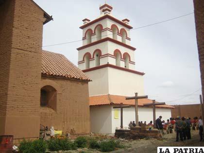 Poblaciones de Oruro