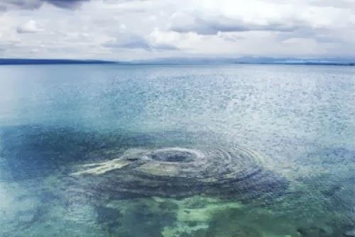 Descubren el volc n m s grande del mundo debajo de las for Como se llama el hotel que esta debajo del mar