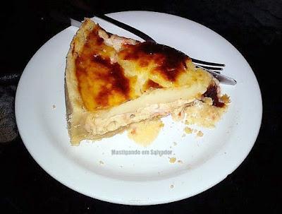 Bistrô da Chapada Café: Torta de Camarão