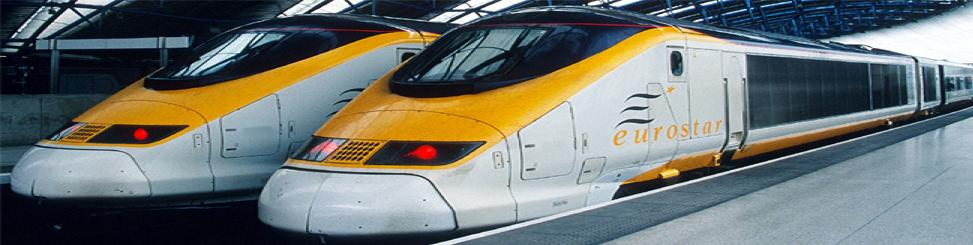 Eurostar Train | Eurostar Train Information | EuroStar Deals and Promotional Offers