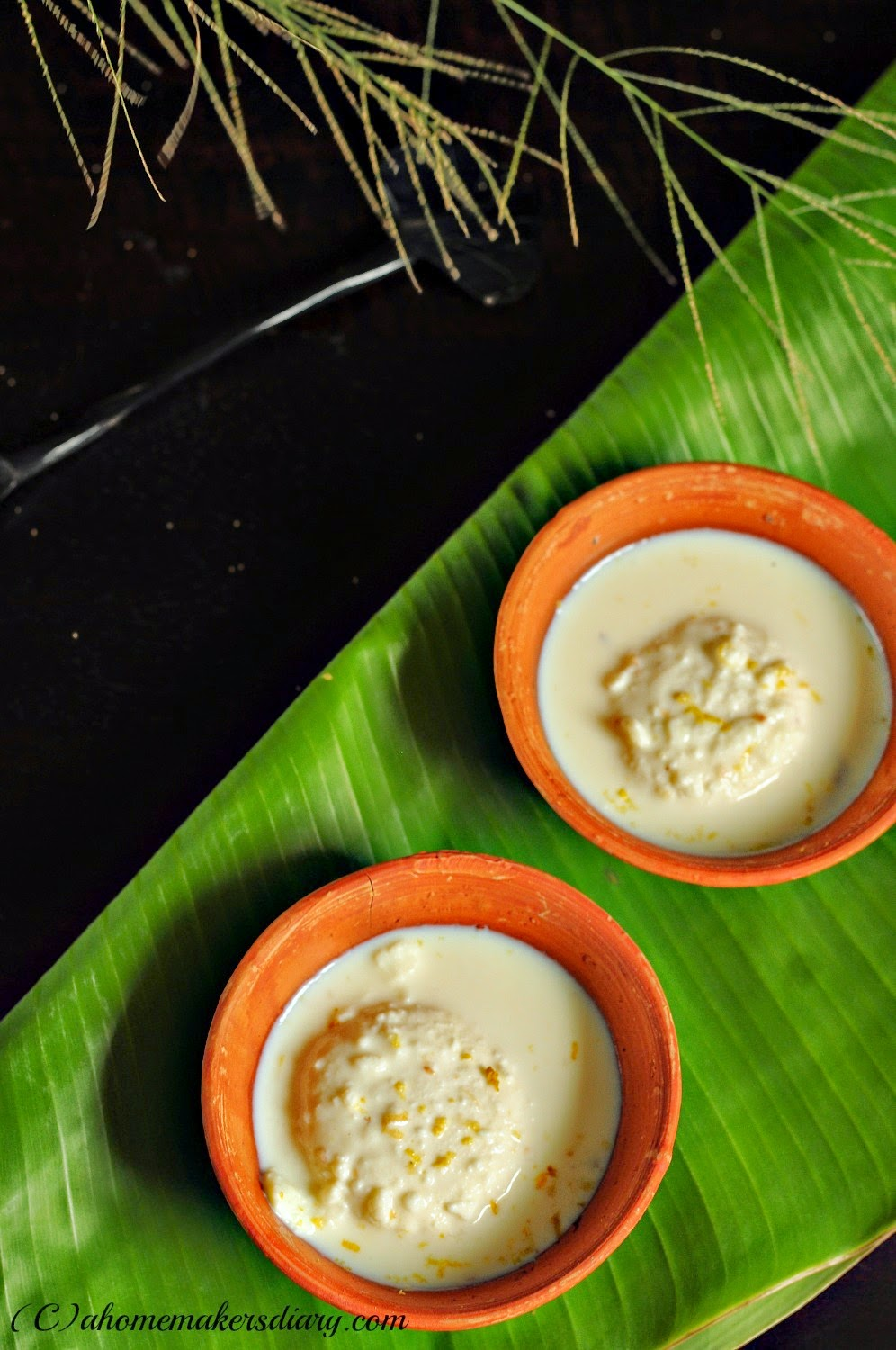 Rasmalai and my very innovative take on it