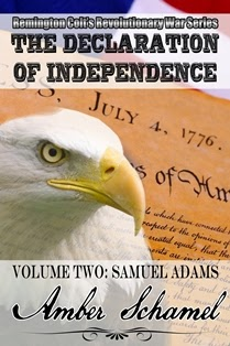 http://www.amazon.com/Remington-Colts-Revolutionary-War-Independence-ebook/dp/B00J5P86SE/ref=sr_1_6?ie=UTF8&qid=1405716105&sr=8-6&keywords=Amber+Schamel