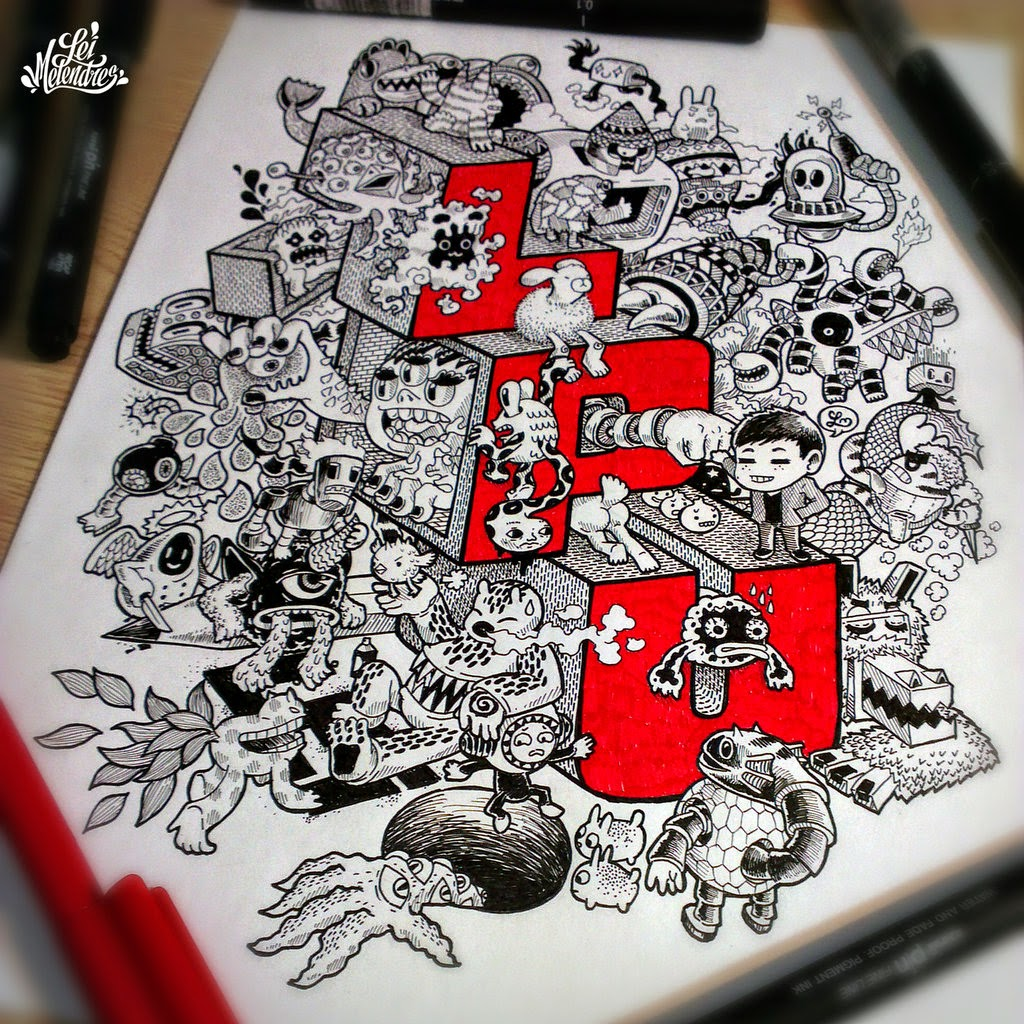 21-LPU-Invade-Lei-Melendres-Leight-Infinity-Mix-Doodles-www-designstack-co
