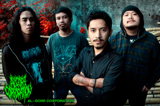 Al-Gore Corporation band death metal makassar indonesia foto logo wallpaper