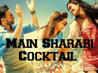 Saif Ali Khan, Daina Penty, Deepika Padukone in Cocktail