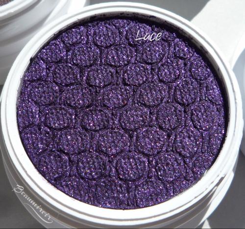 ColourPop makeup: Super Shock Shadow in Lace