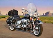 MOTOS PINTADAS AL OLEO Pintura de Moto al Óleo Sobre Lienzo motos pintadas al oleo