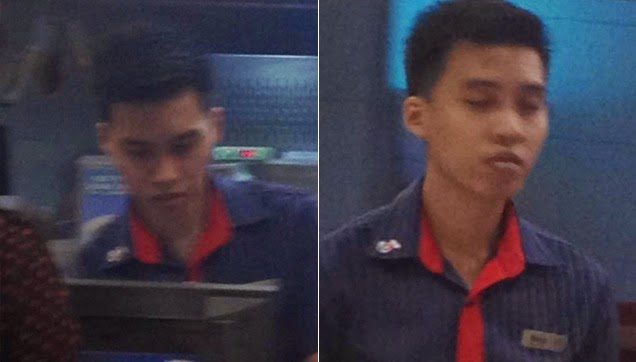 The trending Manager of Jollibee named Renz.