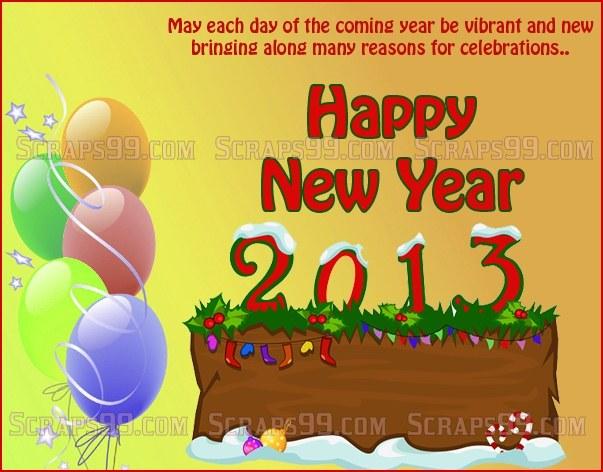 Photo new year 2013 صور راس السنة الجديدة 2013