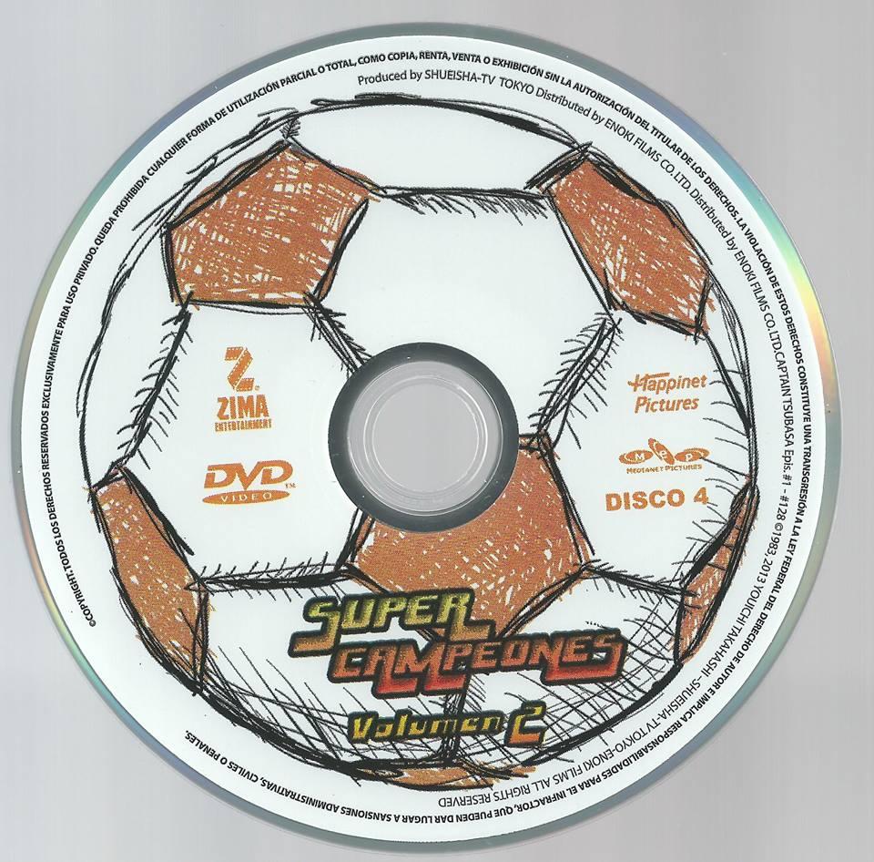 Super Campeones Vol. 02