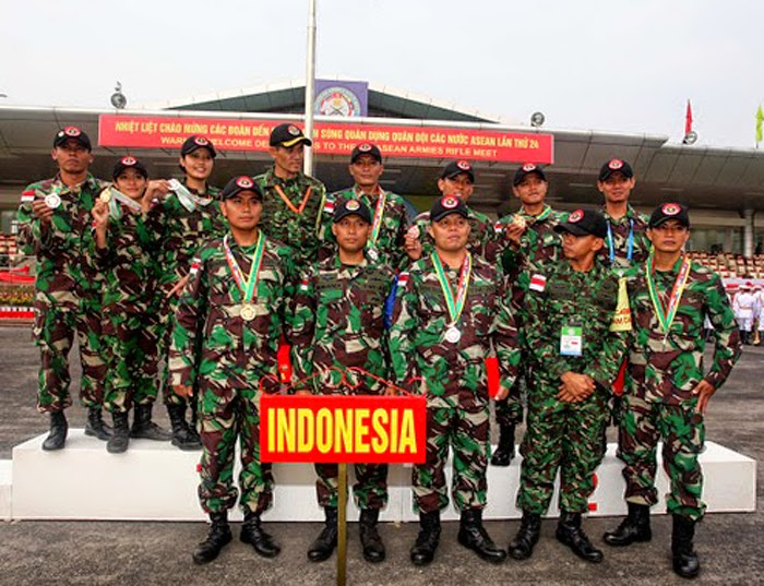 Indonesia AARM 2014