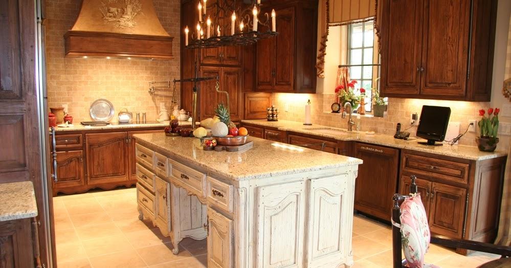 Custom Kitchen Cabinets DECORATING IDEAS