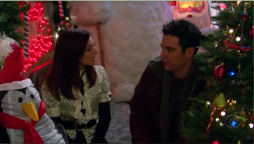 how i met your mother how lily stole christmas 2006 this is almost really great the big big problem for me is the laugh track