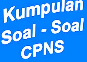 Soal Soal Cpns 2013 Gratis Dan Pembahasannya