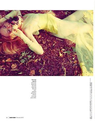 woman in yellow sheer gown, Photographe de mode Paris, marie claire fashion, jamie nelson