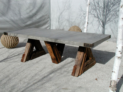 Mana anna Concrete Tables And How To Make Your Own DIY