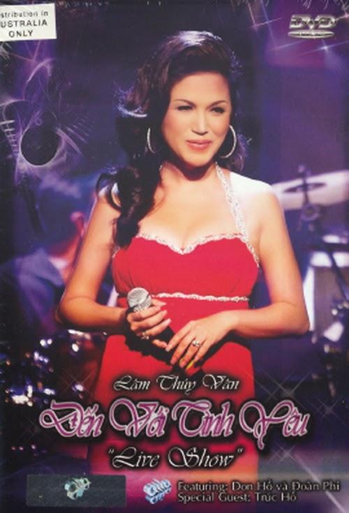 Asia- Live Show Lâm Thúy Vân - Đến Với Tình Yêu (2008) [DVD5. ISO]