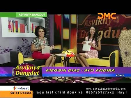 berapa frekuensi dmc tv indonesia