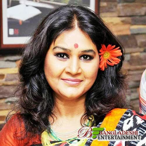 Bangladeshi Singer Samina Chowdhury