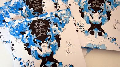 Fanzines para todos: Sueños ilustrados