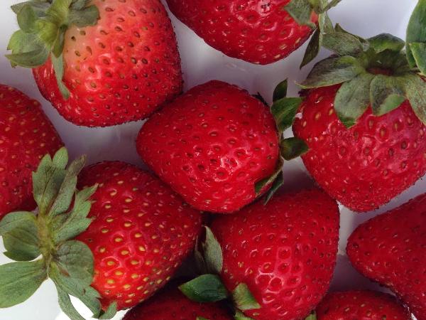 Dreamy Vegan Strawberry Ice Cream - Kim's Welcoming Kitchen